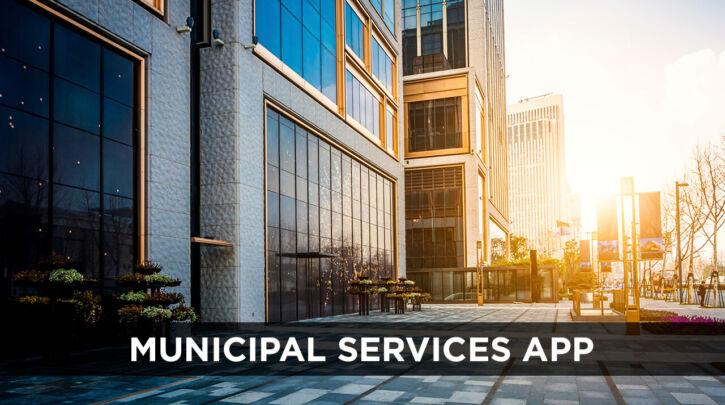Municipal Services App