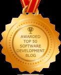 Top 50 software development blog
